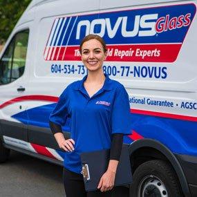 I open my NOVUS business